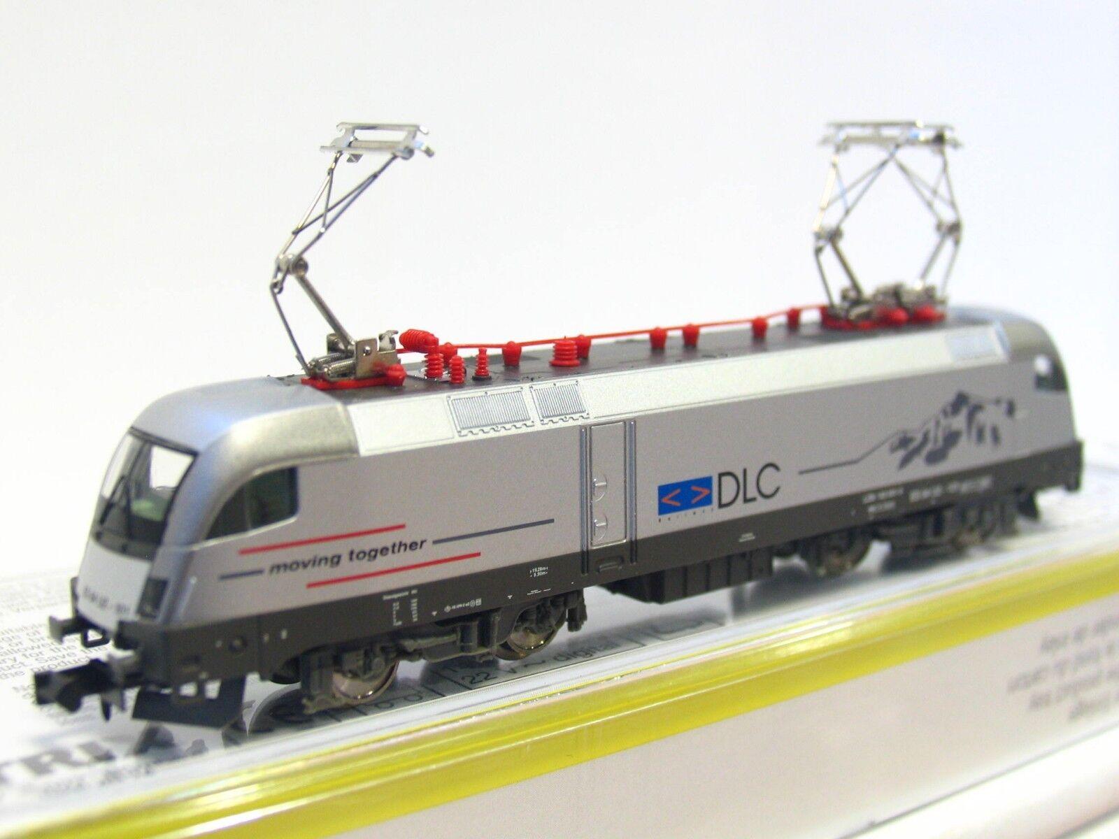 Minitrix N 12772 E-Lok Taurus Dispolok BR 182 601-5 DLC OVP (RB80)