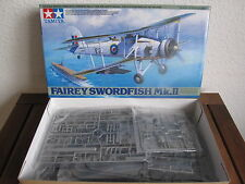 Fairey Swordfish Mk. II von Tamiya Maßstab 1:48 *NEU*