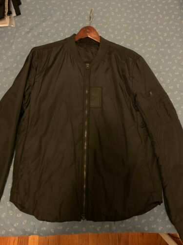 Acne Studios Silas Bomber Jacket - Medium