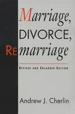 Social Trends in the United States: Marriage, Divorce, Remarriage 5 by Andrew...