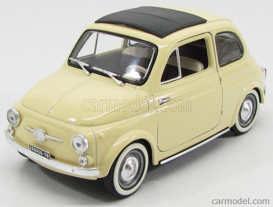 1 18 Solido Fiat 500 '60