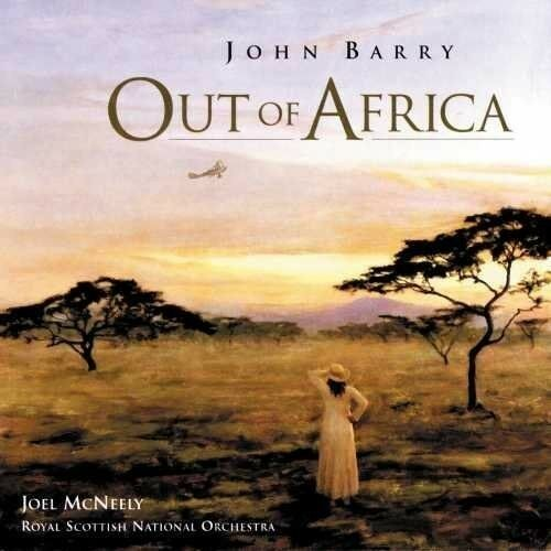 John Barry / Joel Mc - Out of Africa (Original Soundtrack) [New CD]
