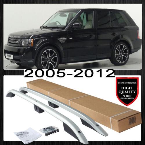 Range Rover Sport I 2005-2012 Dachreling Dachgepäckträger Matt Silver