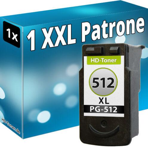 XL Inchiostro Cartucce Refill per Canon pg-512 Pixma mx340 mx350 mx410 mx360 mx420