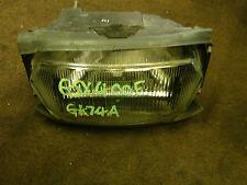 SUZUKI GSX400 GSX 400 F GK74A 1989 front complete headlight head lamp light