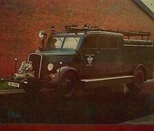 Altes Blechschild Oldtimer Feuerwehr Opel Blitz gebraucht  used