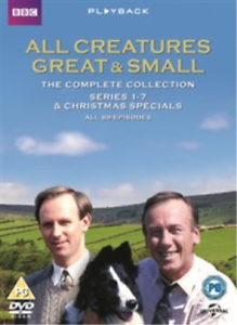 Lynda-Bellingham-Brian-Hayes-All-Creatures-Great-and-Small-UK-IMPORT-DVD-NEW