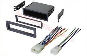[CSDW_4250]   1987-2001 Toyota Camry Car Stereo Radio Dash Mount Install Kit+Wire Harness  | eBay | 2001 Camry Wiring Harness |  | eBay