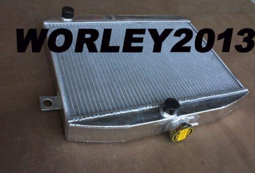 50 mm aluminum radiator for Volvo Amazon P1800 GT B18 B20 manual 159-1970