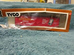 TYCO-CHEW-MAIL-POUCH-TOBACCO-BOX-CAR