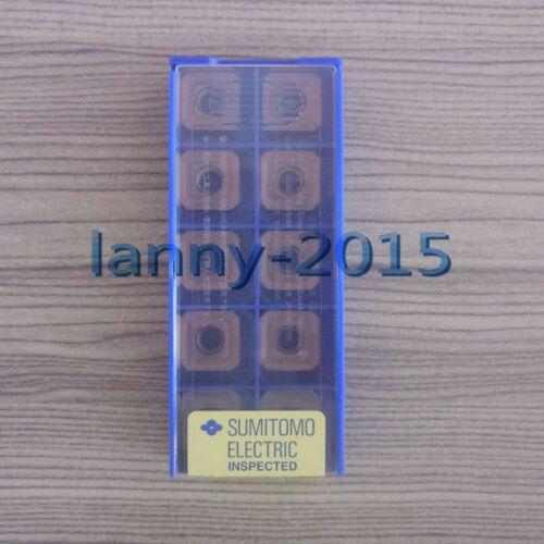 10PCS//box New Sumitomo CNC blade SEMT13T3AGSN-G ACP200