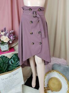 cherrie424: JONI Belted Midi Skirt