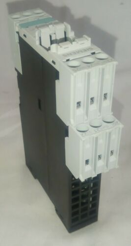 Siemens 3UF7300-1AU00-0 digital module; 4 inputs /& 2 relay outputs new No Box