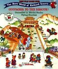 The Busy World of Richard Scarry: Cucumber to the Rescue : Cucumber in Machu Picchu and Flying Noodles by Richard Scarry (1997, Board Book)