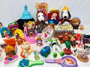 Toy-Lot-with-Disney-Snoopy-Wonder-Woman-Madeline-Trolls-Lion-King-101-Dalmatians