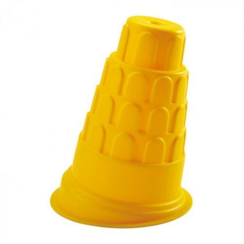 Hape Sandspielzeug Förmchen Schiefer Turm von Pisa NEU