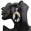 Boho-Women-Jewelry-Acrylic-Resin-Tortoise-Shell-Hoop-Earrings-Round-Circle thumbnail 39