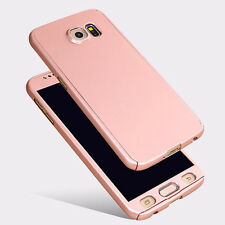 360 Full Protective Case Cover With Tempered Glass For Various Motorola Phones