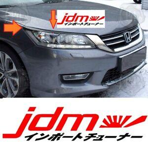 For-Honda-Accord-9-Eyelids-Eyebrows-Set-2012-2015