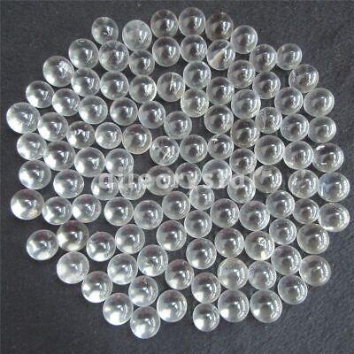 1PC 100/% Natural Clear Quartz Stone Sphere Crystal Ball Healing Reiki