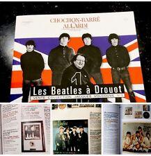 Catalogue Drouot Vente 100% The BEATLES 2017 / 122 Pages De Rarities + Vinyles