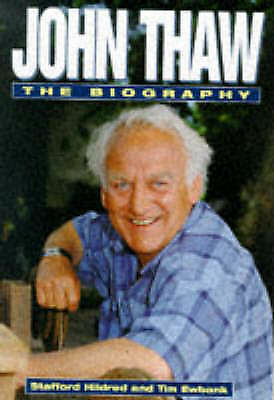 John Thaw The Biography - hardback - Fast & Free