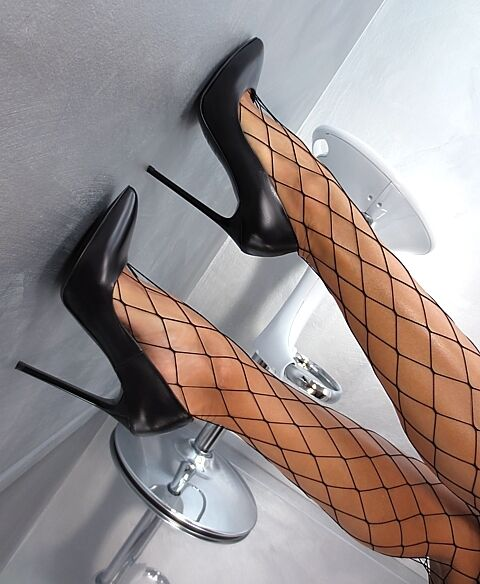 MADE IN ITALY ITALY ITALY WOMAN PIGALLE HIGH HEELS B5 PUMPS DAMEN SCHUHE LEDER SCHWARZ 40 8fa607