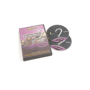 Korda Thinking Tackle Season 5 / Carp Fishing DVD