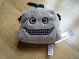 Petit Robot Head Jouet Doux Minifeet Littelfuse-afficher Le Titre D'origine Le Plus Grand Confort
