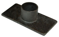 Simple Iron Candle Holder Taper Set of 2 by Hearthside Collection