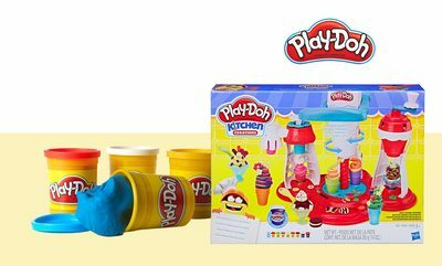 Create fun With Play-Doh