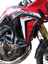 ENGINE GUARD HEED CRASH BARS HONDA CRF 1000 Africa Twin - Bunker black + Bags