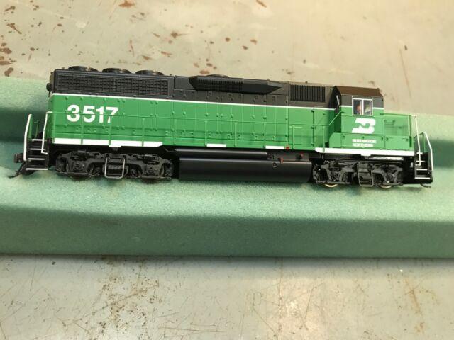 HO Burlington Northern, EMD, GP-50 diesel  locomotive by Atlas DC no box