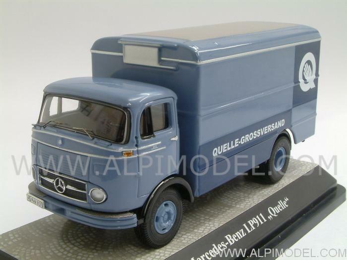 Mercedes LP911 Van 'Quelle' 1:43 PREMIUM CLASSIXXS 12105