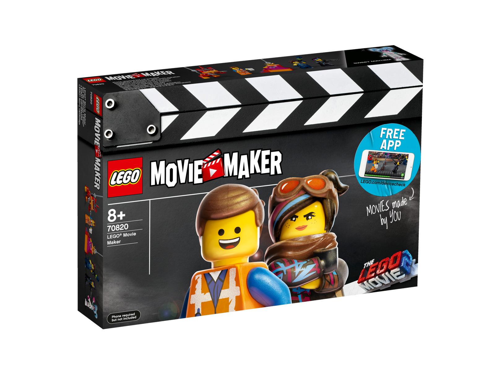 Lego The LEGO Movie 2 LEGO Movie Maker (70820) Neu