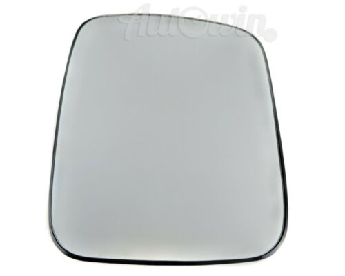 MIRROR GLASS FOR VOLKSWAGEN TRANSPORTER T4 1990-2003 CONVEX HEATED RIGHT SIDE