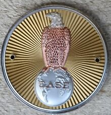 Ji Case Tractor Grille Eagle Pastic Medallion 400 4 38 Racine Wisconsin