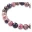 miniature 206 - Crystal Gemstone Bead Bracelet Chakra Natural Stone Reiki Healing Anxiety Stress