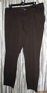 pantaloni nine Soft Rise mid Sculpt Jeans Skinny 14r West Brown gramercy Nice d8qwIq