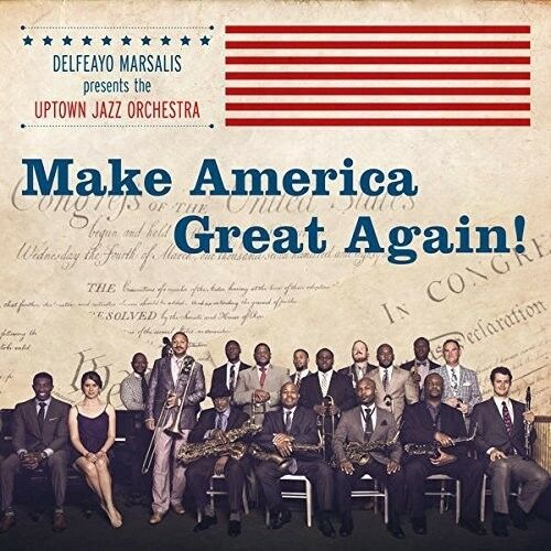 Make America Great Again [New CD]