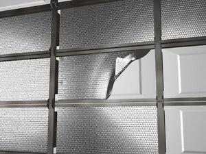 Garage Door Kit >> Details About Nasatek Pre Cut Double Car Garage Door Insulation Kit Double Layer Version R8