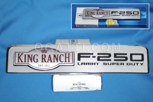 BRAND NEW OEM FORD F250 KING RANCH LARIAT SUPER DUTY 2008-2010 # 8C3Z-16720-E