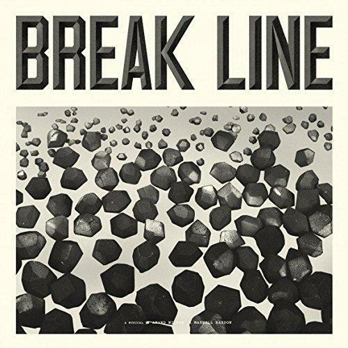 Anand Wilder And Maxwell Kardon - Break Line The Musical (NEW CD)