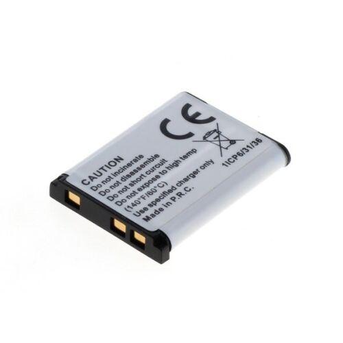 Bateria para olympus fe-190