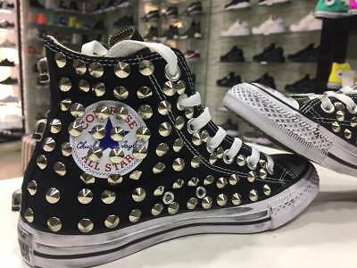 converse all star alte borchie