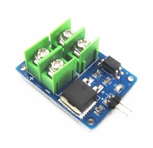 Mosfet Switch Module 3V 5V Low Control High Voltage 12V 24V 36V ATF
