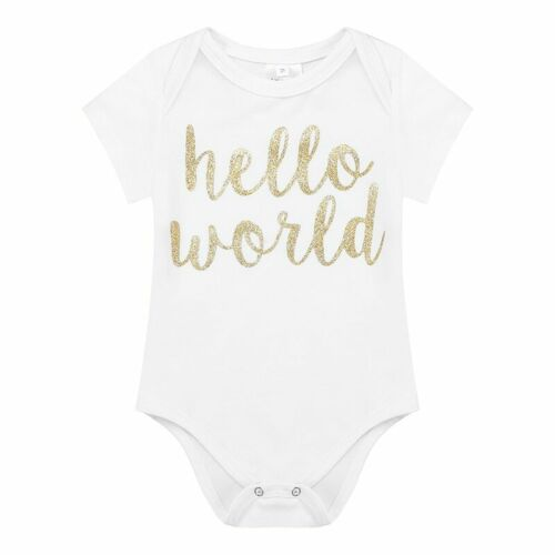 Newborn Baby Girl Clothes Summer Flower Lace Romper Bodysuit Tutu Dress Outfits