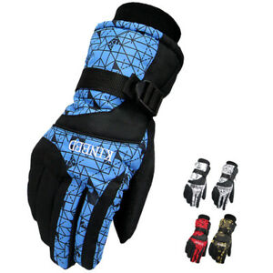 Outdoor-Water-Windproof-Winter-Snow-Ski-Thermal-Gloves-Motorcycle-Fit-Men-amp-Women
