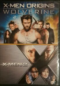 XMEN ORIGINS WOLVERINE XMEN 2 DVD REGION 2 NEW SEALED - Northampton, United Kingdom - XMEN ORIGINS WOLVERINE XMEN 2 DVD REGION 2 NEW SEALED - Northampton, United Kingdom