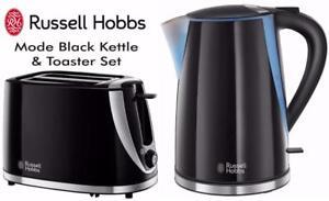 Black Russell Hobbs Mode Kettle 21400